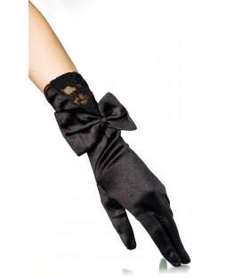 Handschuhe aus Satin - AT11817