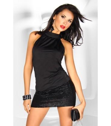 Club-Kleid mit Pailletten - AT12087