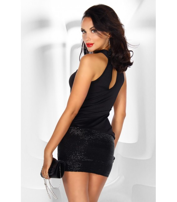 Club-Kleid mit Pailletten - AT12087