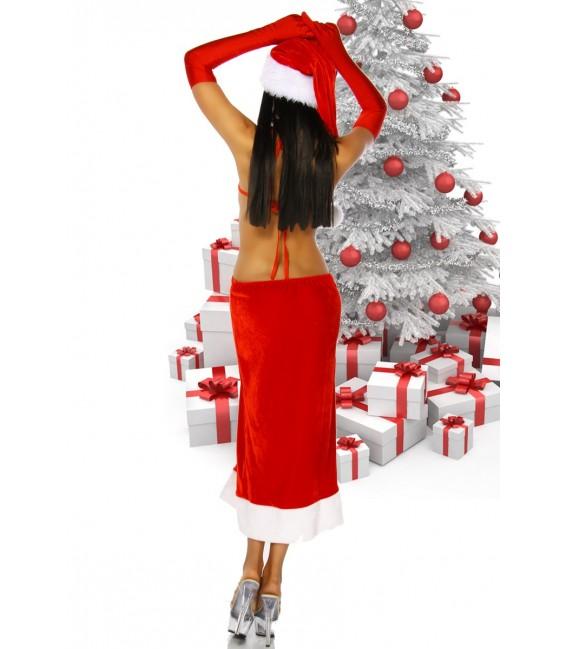 Weihnachtskleid - AT12180