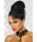 Vintage-Minihut / Fascinator - AT12334