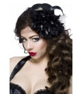 Minihut / Fascinator - AT12338