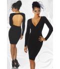 Kleid rückenfrei - AT12472