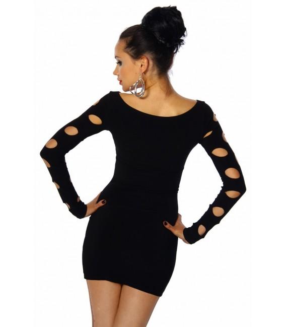 Minikleid schwarz - AT12480