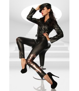 Wetlook-Leggings - AT12603