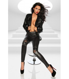 Wetlook-Leggings - AT12615