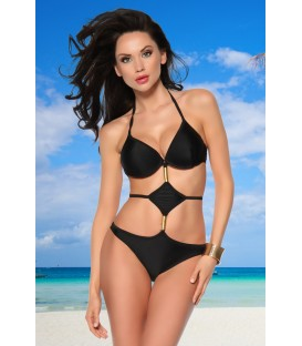 schlankmachender Push-Up-Monokini