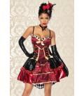 Red-Queen-Kostüm - AT13171