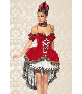 Alice-im-Wunderland-Kostüm - AT13189