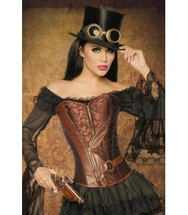 Steampunk-Corsage - AT13211