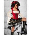 Piratenkostüm - AT13349