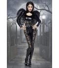 Black-Angel-Halloween-Kostüm - AT13578