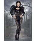 Black-Angel-Halloween-Kostüm - AT13578
