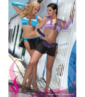 PA Jasmin violett Sommer-Set