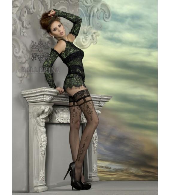 Stockings BA Art. 212 schwarz halterlose Strümpfe