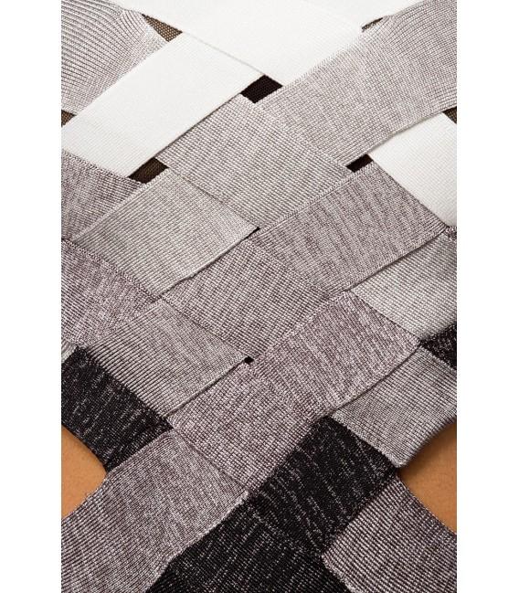 Bandage-Shape-Kleid - AT14025