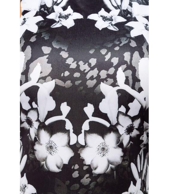 schönes Bleistiftkleid Sommerkleid - AT14051