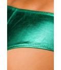 Metallic-Panty metallic-grün - AT14105