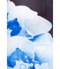 Bandeau-Kleid mit Blumendruck - AT14176
