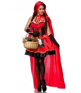 Sexy Rotkäppchen Kostüm - AT14298