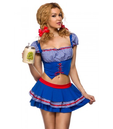 Country Girl-Kostüm - AT14299