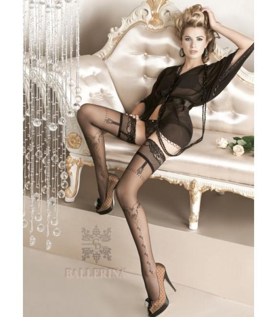 Stockings BA Art. 127 schwarz halterlose Strümpfe Großbild