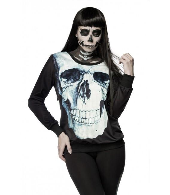 Totenkopf Sweatshirt - AT14390