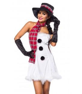 Snow Girl - Schneefrau-Kostüm