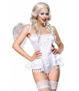 Engelchen Kostüm weiß - AT14454