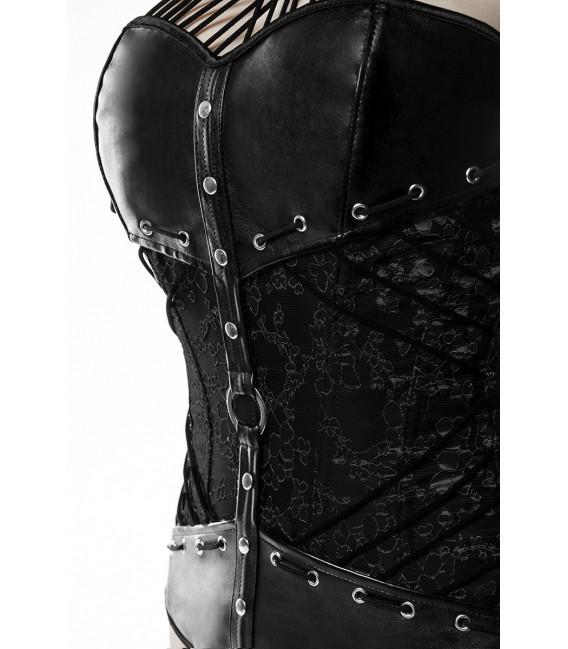 Corsage mit Slip von Grey Velvet - AT14494
