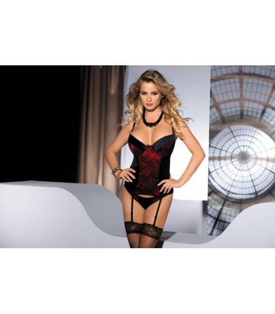 Korsett AV Margot corset schwarz