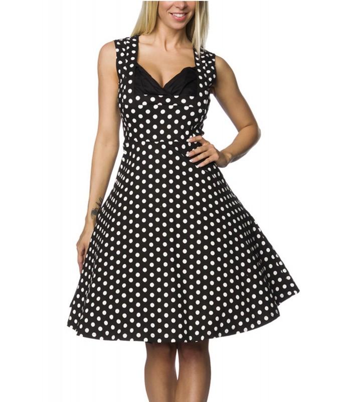 Rockabilly-Kleid - AT14593 - FashionMoon