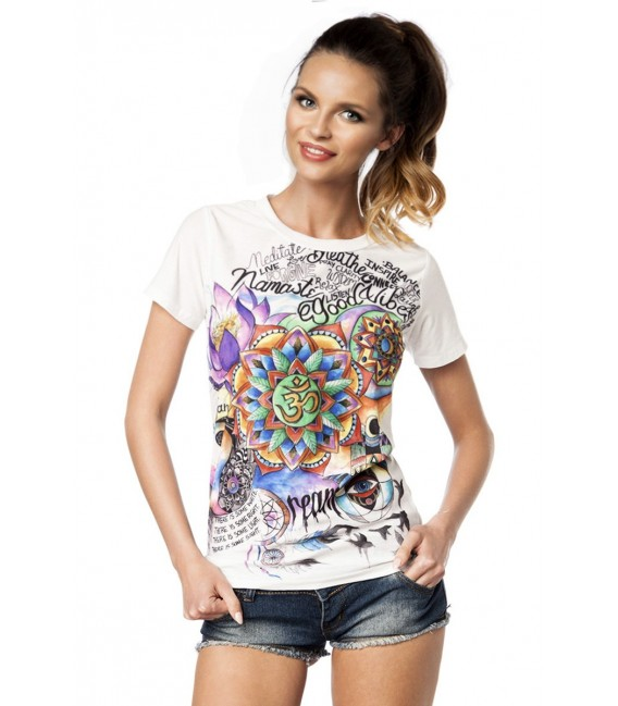 sportliches T-Shirt - AT14683