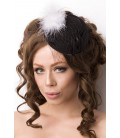 Fascinator schwarz - AT14769