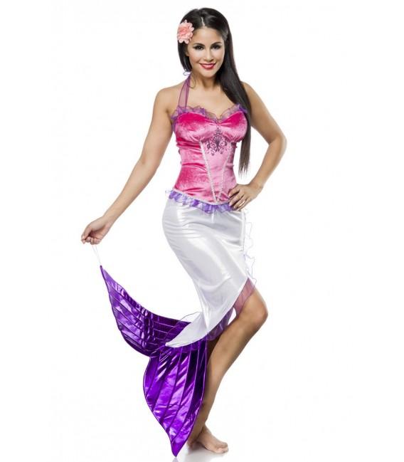 Meerjungfrauenkostüm, Nixenkostüm