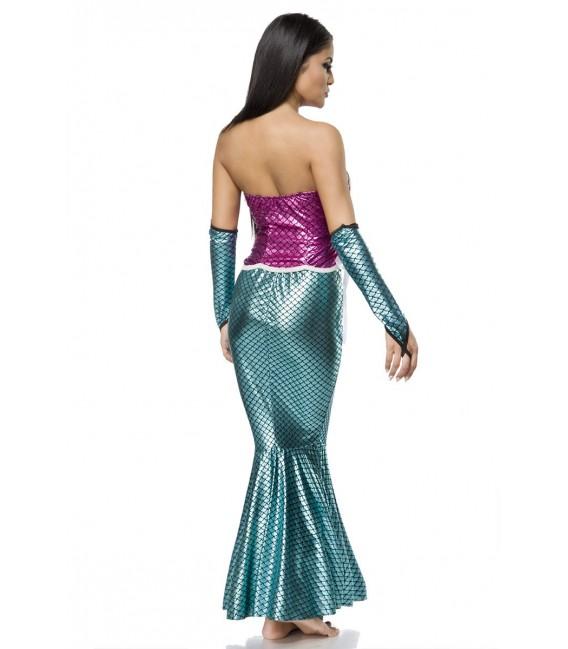Mermaid - Nixenkostüm, Meerjungfrauen-Kostüm