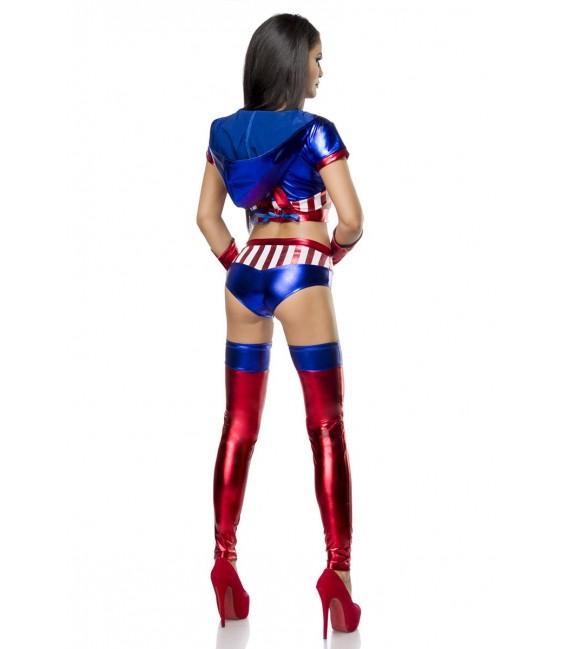 Miss America Kostümset