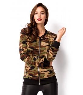 Camouflage-Jacke - AT15028