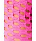 Netzkleid neonpink - AT15045