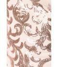 Minikleid rosegold - AT15057