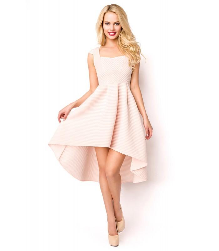 Kleid rosa - AT15079 - FashionMoon