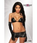 Wetlook-Hot-Pants-Set - AT18093