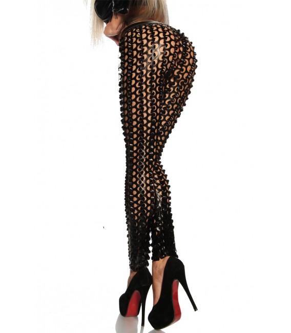 Leggings der Stars von Saresia schwarz
