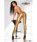 Leggings der Stars gold - AT18157