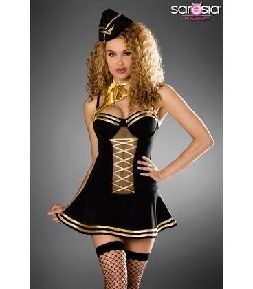 Stewardess-Kostüm von Saresia roleplay - AT18172