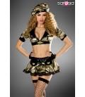 Army Kostüm von Saresia roleplay - AT18178