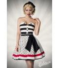 Trägerloses Kleid - AT50029