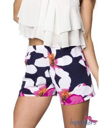 Shorts schwarz/pink - AT60003
