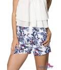 Shorts blau/weiß - AT60003