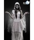 Geisterkostüm: Skeleton Ghost - AT80011
